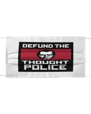 Defund the THOUGHT POLICE Cloth face mask thumbnail