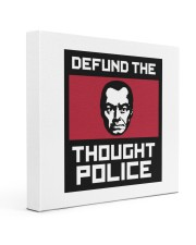 Defund the THOUGHT POLICE 16x16 Gallery Wrapped Canvas Prints thumbnail