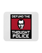 Defund the THOUGHT POLICE Mousepad thumbnail
