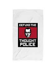 Defund the THOUGHT POLICE Hand Towel thumbnail