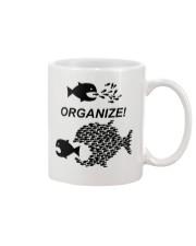 Organize Citizens Unite Activists Unite Labor Mug thumbnail