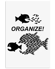 Organize Citizens Unite Activists Unite Labor 16x24 Poster thumbnail