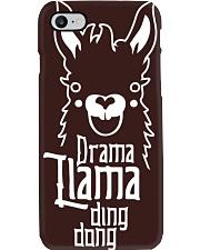 Mothers Day 2018 Shirt Gift Drama Llama Ding Dong Phone Case thumbnail