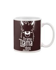 Mothers Day 2018 Shirt Gift Drama Llama Ding Dong Mug thumbnail