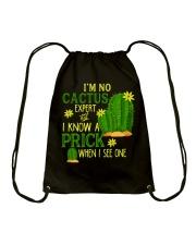 Cinco De Mayo 2018 Shirt Funny Cactus Mexican Gift Drawstring Bag thumbnail