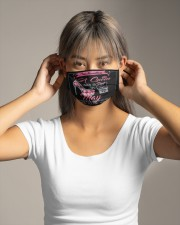 MAY QUEEN L Cloth face mask aos-face-mask-lifestyle-16