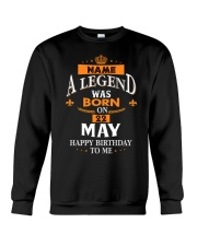 MAY LEGEND LHA Crewneck Sweatshirt tile