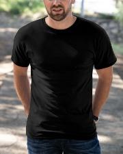 American Gadsden Flag Classic T-Shirt apparel-classic-tshirt-lifestyle-front-50