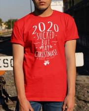 Christmas 2020 Classic T-Shirt apparel-classic-tshirt-lifestyle-29