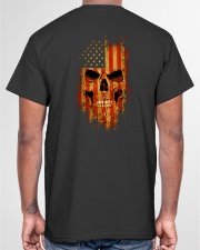 Grim Reaper US Flag Classic T-Shirt garment-tshirt-unisex-back-04