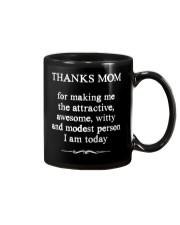Thanks Mom Mug front