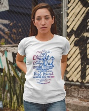 I am not a perfect Daughter but my Dad loves me Ladies T-Shirt apparel-ladies-t-shirt-lifestyle-03
