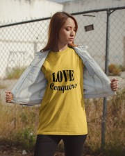 Love Conquers Classic T-Shirt apparel-classic-tshirt-lifestyle-07