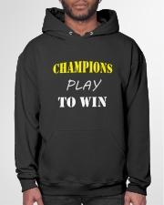 Champions play to win Hooded Sweatshirt garment-hooded-sweatshirt-front-03