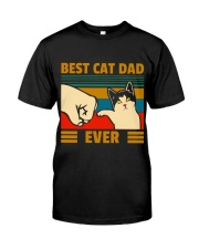 Best cat Dad Ever All clothing Premium Fit Mens Tee thumbnail