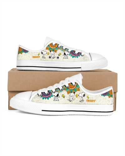 Snoopy sneakers