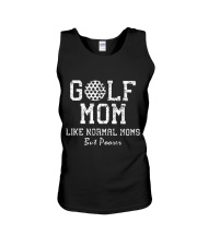 Mother - Golf Mom Like Normal Moms But Poorer Unisex Tank thumbnail
