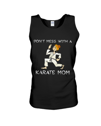 Mother - Don't Mess With a Karate Mom