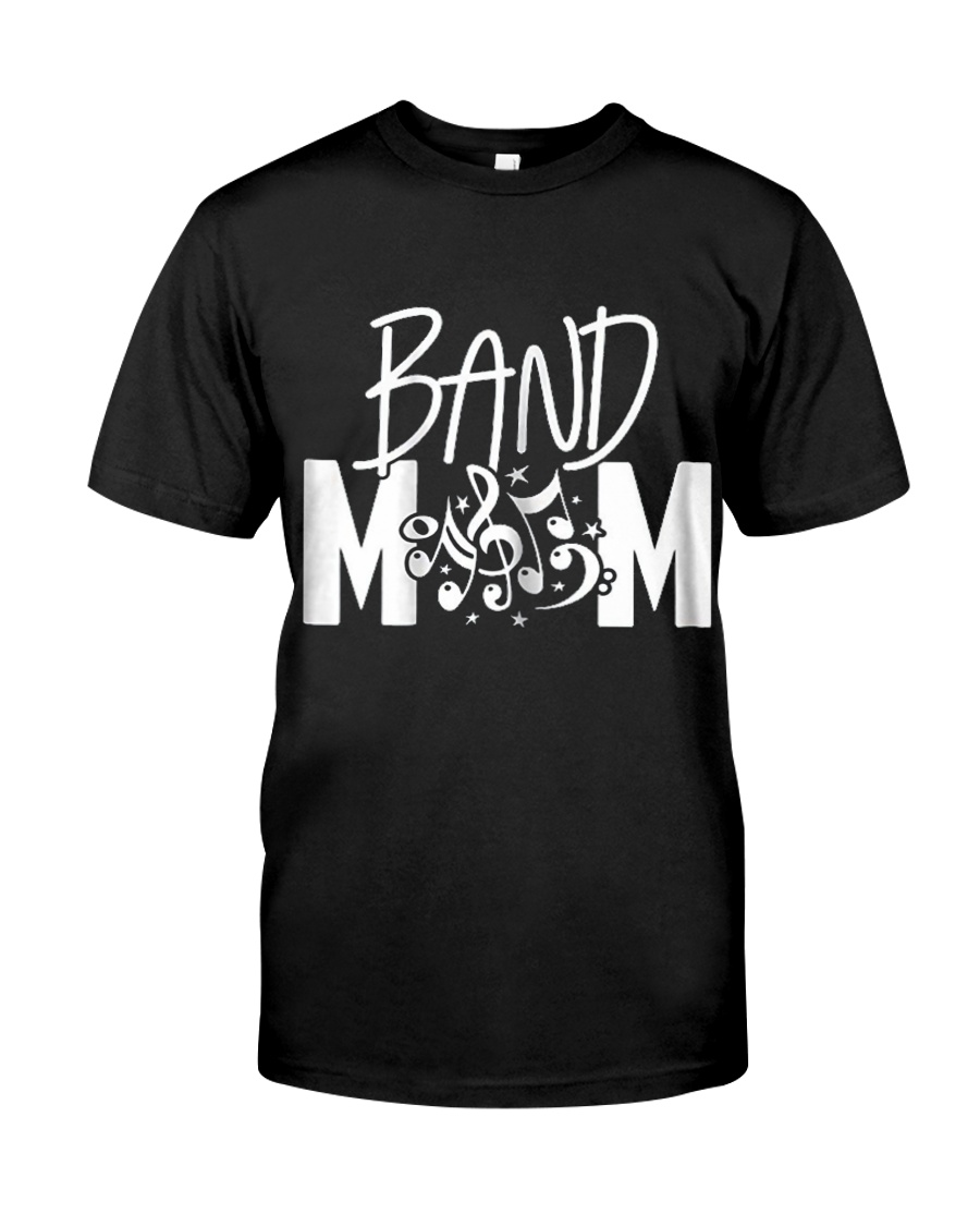 Mother - Band Mom Classic T-Shirt