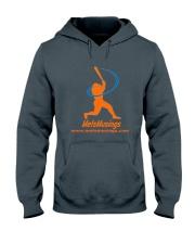 Gary Mack Baseball Hooded Sweatshirt front