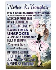 MOTHER AND DAUGHTER  11x17 Poster front