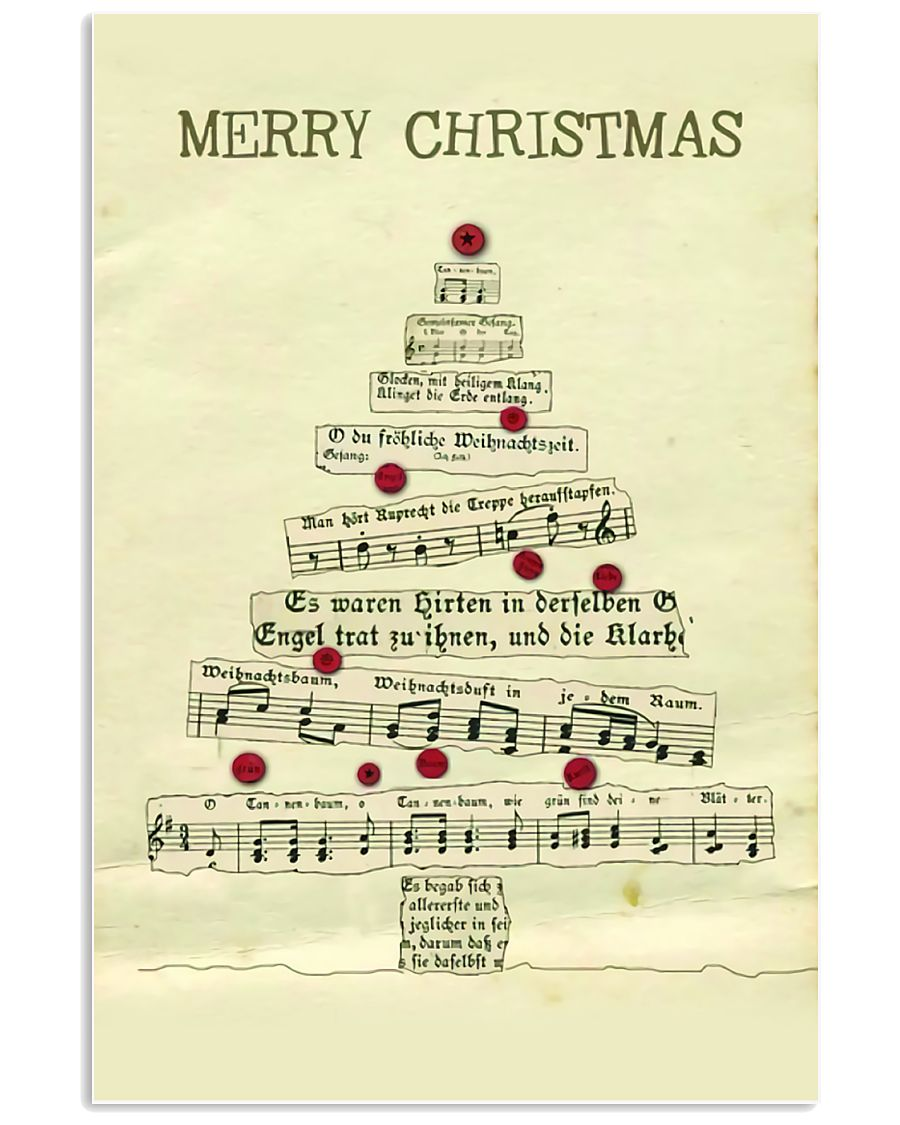 Merry Christmas  11x17 Poster