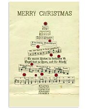 Merry Christmas  11x17 Poster front