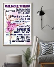 TAKE CARE OF YOURSELF  11x17 Poster lifestyle-poster-1