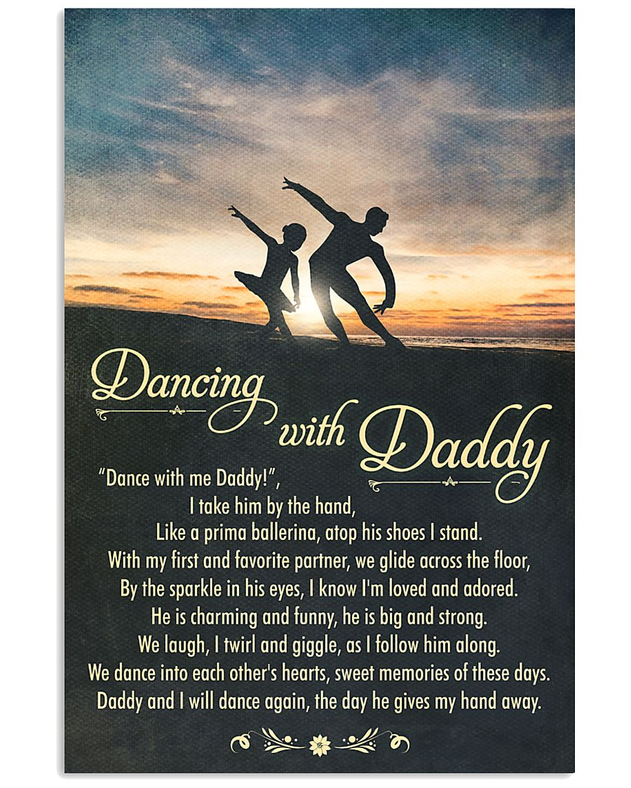 DANCING WITH DADDY  11x17 Poster