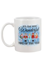 IT'S THE MOST WONDERFUL TIME OF THE YEAR  Mug back