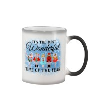 IT'S THE MOST WONDERFUL TIME OF THE YEAR  Color Changing Mug thumbnail