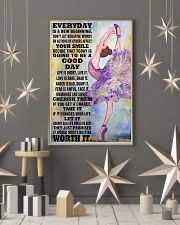 EVERYDAY IS A NEW BEGINNING  11x17 Poster lifestyle-holiday-poster-1