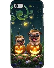 Pugs Halloween Phone Case i-phone-8-case