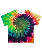 LOVE TURTLE All-over T-Shirt front