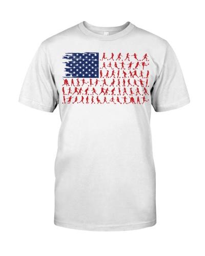SOCCER FLAG USA