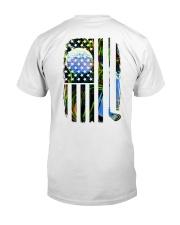 LOVE GOLF  Classic T-Shirt back