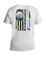 LOVE GOLF  V-Neck T-Shirt thumbnail