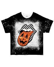 Pumpkin Tongue v2 All-over T-Shirt front