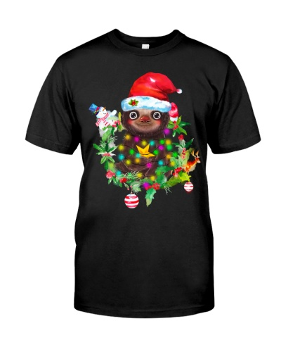 SLOTH CHRISTMAS