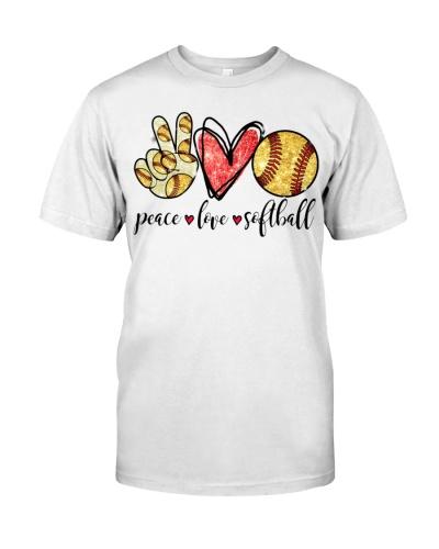 PEACE SOFT BALL