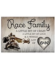 Dragster Race Family v3 17x11 Poster front