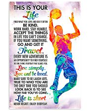 Love Basketball 11x17 Poster front
