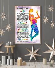 Love Basketball 11x17 Poster lifestyle-holiday-poster-1