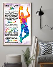 Love Basketball 11x17 Poster lifestyle-poster-1