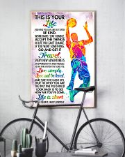 Love Basketball 11x17 Poster lifestyle-poster-7