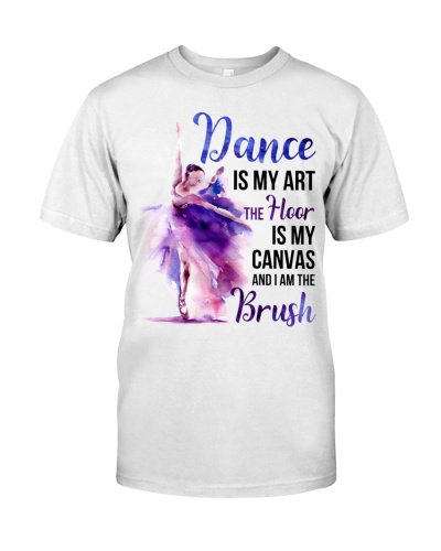 DANCE IS MY ART
