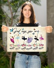 LOVE BALLET 17x11 Poster poster-landscape-17x11-lifestyle-19