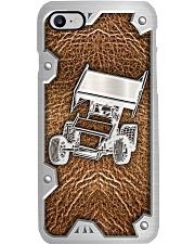 Winged sprint cars Phone Case i-phone-8-case
