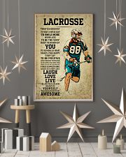 Love Lacrosse  11x17 Poster lifestyle-holiday-poster-1