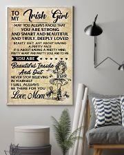 TO MY IRISH GIRL  11x17 Poster lifestyle-poster-1
